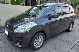 Black Suzuki Ertiga for sale in Pasig