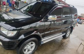 Black Isuzu Crosswind for sale in Manila