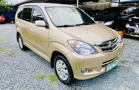 2011 TOYOTA AVANZA G MANUAL FOR SALE