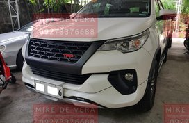 2018 Toyota Fortuner G D4D 4x2 AT TRD Kit