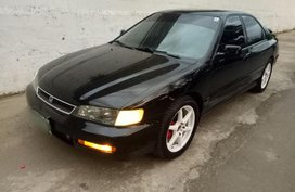 Black 1997 Honda Accord VTI-S 2.2 AT for sale