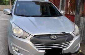 Hyundai tucson 2012 ix