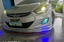 2012 Hyundai Elantra MD