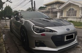 Selling Silver Subaru BRZ 2013 in Parañaque