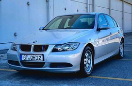 Sell Silver 2006 BMW 320I in Pasig
