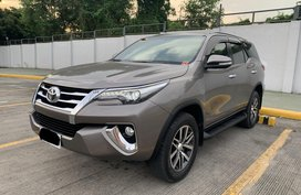 Toyota Fortuner 2016 V Automatic