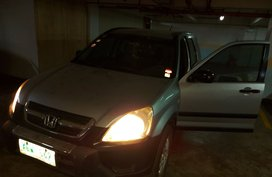 Honda CR-V A/T (GAS) 2002