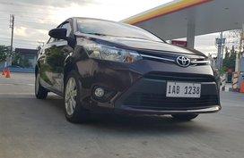 Toyota Vios E 2018