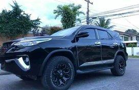 Toyota fortuner G 2019