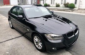 Black BMW 318I 2010 for sale in Quezon