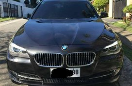 Sell Black 2014 BMW 520D in Manila