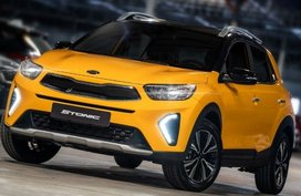 What can 2021 Kia Stonic offer with a P675k price tag?