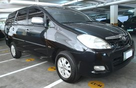 Sell Black Toyota Innova 2009 in Manila