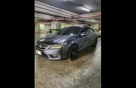 Selling Silver Honda Accord 2014 Sedan at 44950 km in Manila