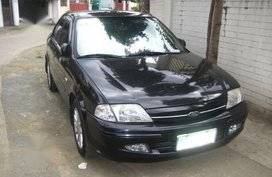 Selling Black Ford Lynx 2002 in Quezon City