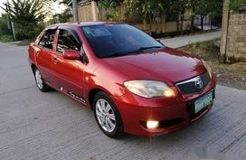 Red Toyota Vios 2007 for sale in Manila