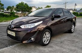 Toyota Vios 2020 Automatic not 2019 2018