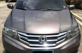 HONDA CITY 1.3 MODEL 2013 AUTOMATIC TRANSMISSION
