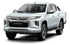 New promo for Mitsubishi Strada glx plus MT