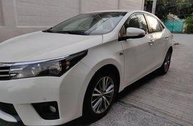 2014 Toyota Altis 1.6v