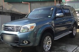2014 Ford Everest