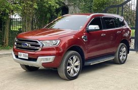 For sale!!! Ford Everest Titanium Top of the Line 2017 model acquired 3.2 diesel engine Matic trans