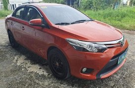 Sell Red 2013 Toyota Vios in Manila