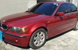 Red Bmw 318I 2010 for sale in Marilao