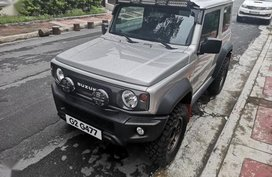 White Suzuki Jimny 2020 for sale in Manila