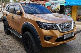 Golden Nissan Navara 2019 for sale in Cagayan de Oro
