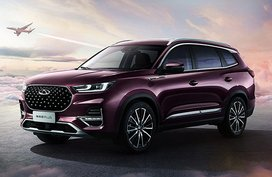 2021 Chery Tiggo 8 Plus is a stunning Chinese crossover we dig