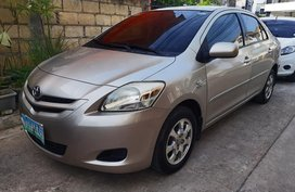 Sell Silver 2009 Toyota Vios Sedan in Manila