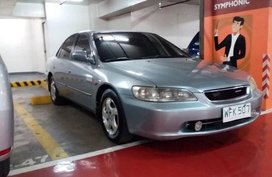Grey Honda Accord 1998 for sale in Manila