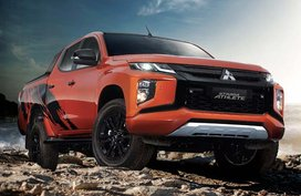 New promo for bnew 2020 MITSUBISHI Strada athlete 4x2 at