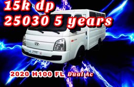 2020 H100 dual Ac 15k DP 25,030 monthly base on 30 percent DP