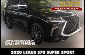 2020 LEXUS 570 SUPER SPORT