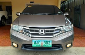 2013 Honda City 1.5E Top of the Line