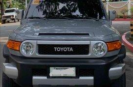 Sell Silver 2018 Toyota FJ Cruiser in Makati