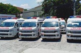 Three LGUs choose Foton Ambulance to strengthen emergency response