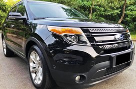 RUSH 2013 Ford Explorer limited 4WD AT Top of the Line Full Options Fresh