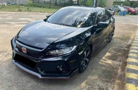 HONDA CIVIC RS TURBO 2017