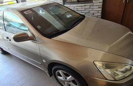 HONDA ACCORD 2004 2.0 iVtec
