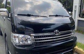 Sell Black 2013 Toyota Hiace Super Grandia in Makati