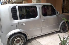 Sell Pearl White 2011 Nissan Cube in Consolacion