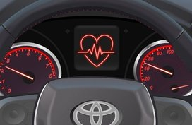 Toyota wants to detect heart problems while driving