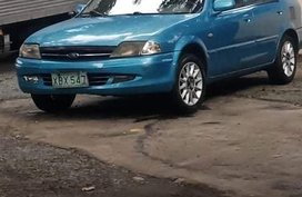 Selling Blue Ford Lynx 2000 in Pasig