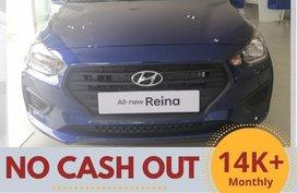 Selling Blue Hyundai Reina 2020 in Parañaque