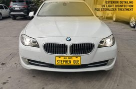 2011 BMW 525i A/T Gas