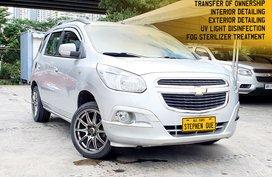 2015 Chevrolet Spin 1.5L LTZ A/T Diesel