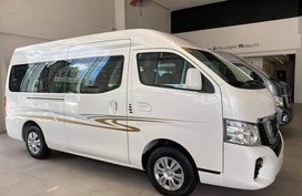 Sell White Nissan Urvan in Quezon City